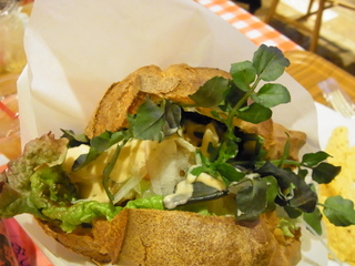 横浜MuuMuuPOPOVER SAND Watercress3.JPG